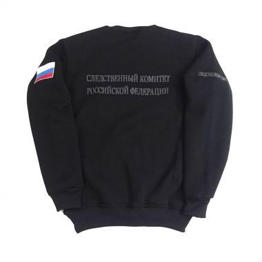 """Свитшот """"Следственный комитет РФ"""", вышивка"""
