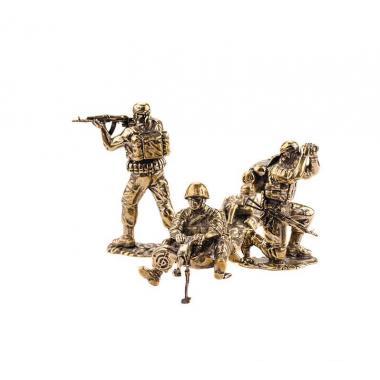 """Набор солдатиков """"Огневая поддержка спецназа"""""""