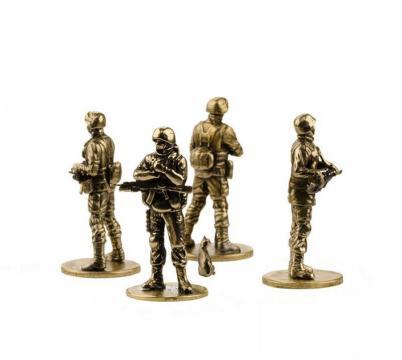 """Набор солдатиков """"Вежливая армия"""""""