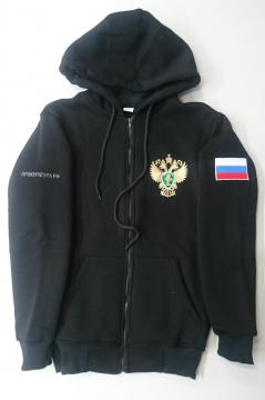 "Толстовка ""Прокуратура РФ"" вышивка"