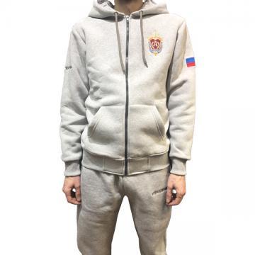 """Спортивный костюм """"Альфа"""" Цвет: Серый"""