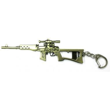 """Брелок """"SVD"""" снайперская винтовка"""