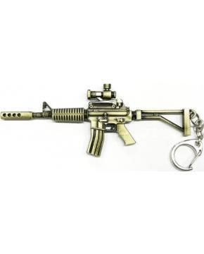 """Брелок """"M4 A1"""" автомат карабин с прицелом"""
