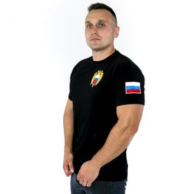 """Футболка """"ФСО"""", Вышивка"""