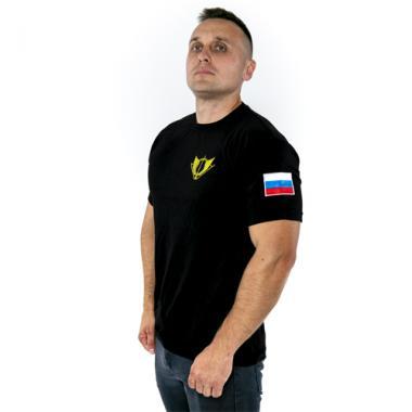 "Футболка ""Силы СпецОпераций"", Вышивка"