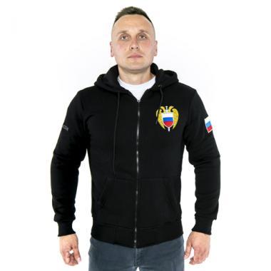 "Толстовка ""ФСО"" вышивка"