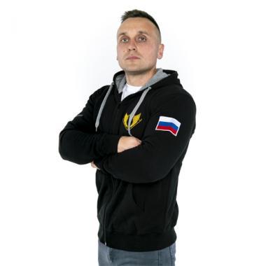 "Толстовка ""Силы СпецОпераций"" вышивка"