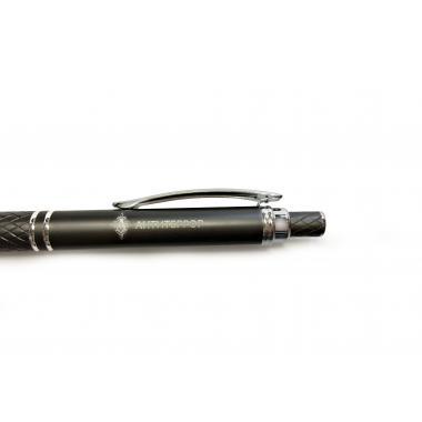 "Ручка ""Антитеррор"", Pierre Cardin, серый"