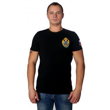 """Футболка """"Пограничная Служба ФСБ России"""""""