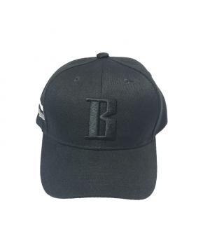 """Бейсболка """"Вымпел"""" , цвет: черный"""