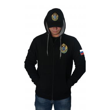 """Толстовка """"Пограничная Служба ФСБ России"""""""
