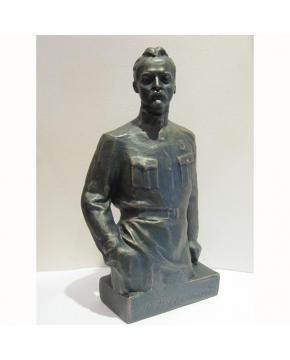 Бюст Дзержинского Ф.Э. (мини-памятник)