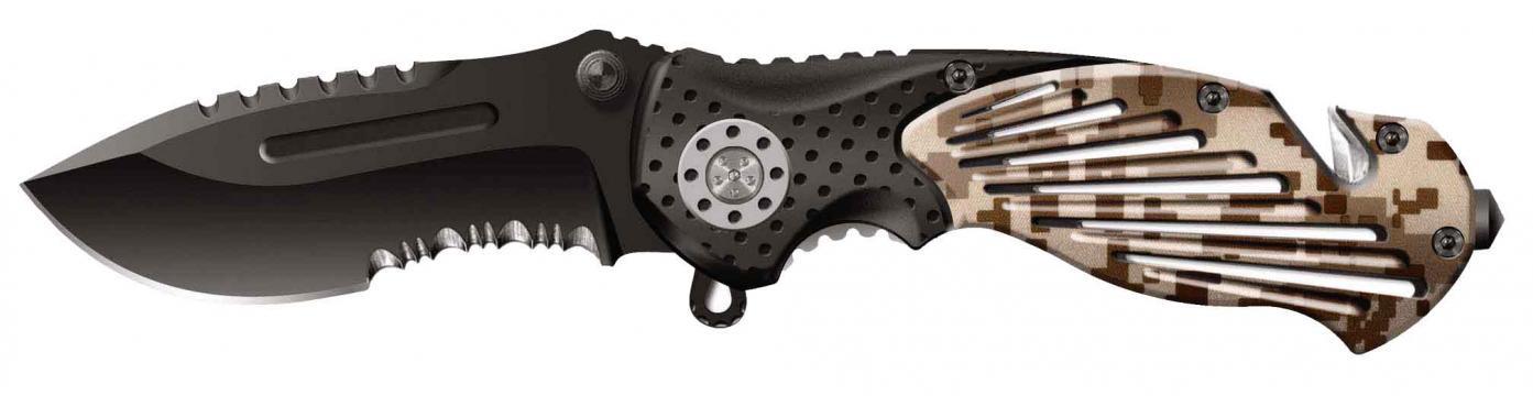 Нож складной 84 мм STINGER SA-580DC