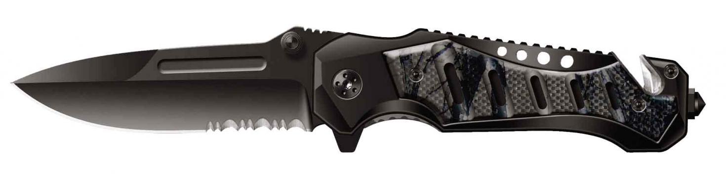 Нож складной 90 мм STINGER SA-582GY