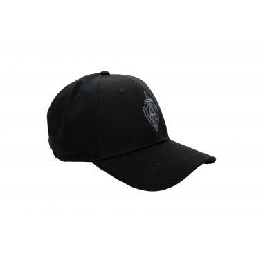"""Бейсболка """"Антитеррор"""" , цвет: черный"""